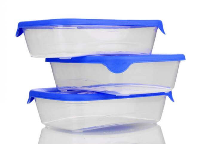 Safe Plastic Containers Food Storage