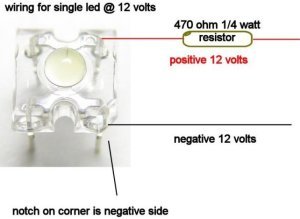 Quickar Electronics HOW TO HOOK UP LEDS  choosing the correct wiring scheme, the proper current