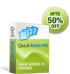 Quick Article Pro