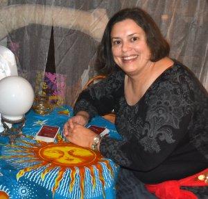 tarot card reader Cassandra Santori