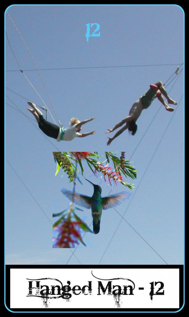 The Hanged Man Card San Antonio Tarot And Astrology Readings