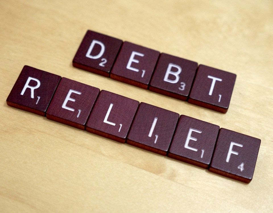 debt relief south africa