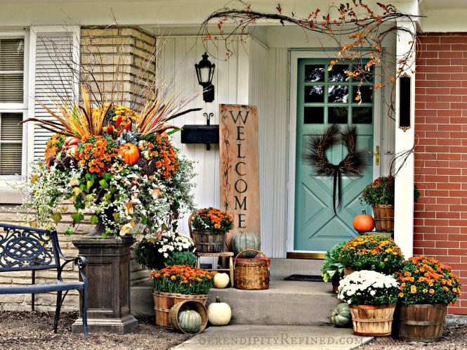 Thanksgiving Pumpking Decor White Pumpkin Ideas Diy Painted Pumpkins