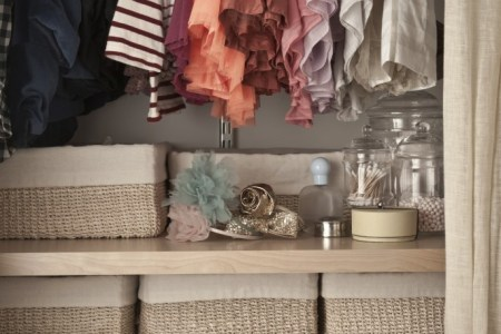 How to Declutter After the Holidays   ZING Blog by Quicken Loans     organized closet