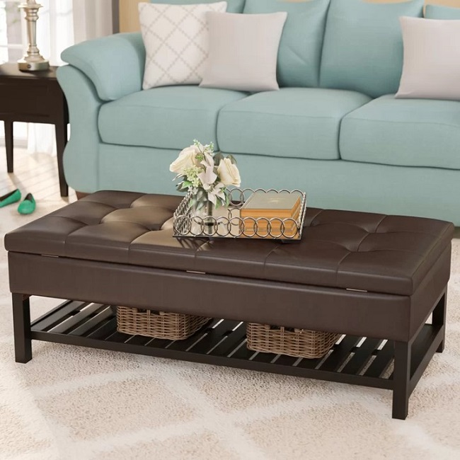 Furniture That Doubles as Storage - Quicken Loans Zing Blog