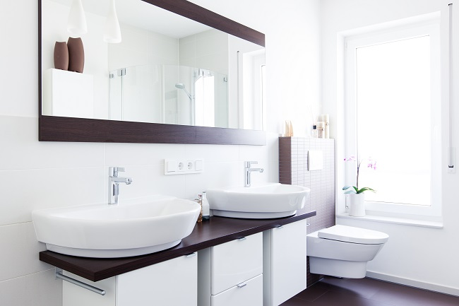 12 Super Smart Small Bathroom Ideas Zing Blog By Quicken Loans