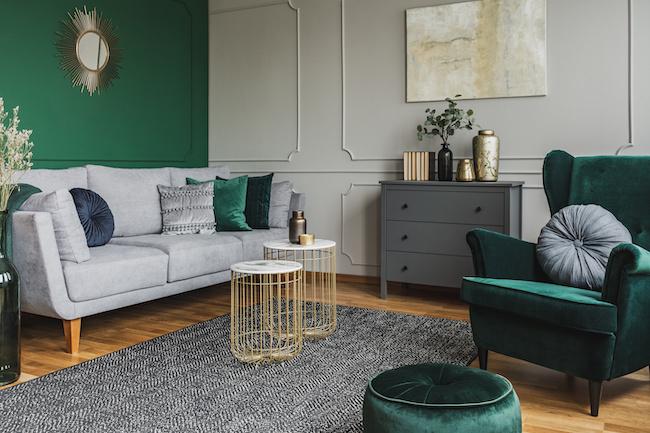 10 ways to make a big home feel cozy