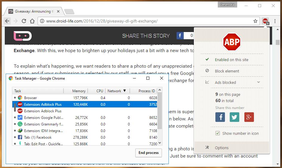 best ad blockers, web browsers, windows