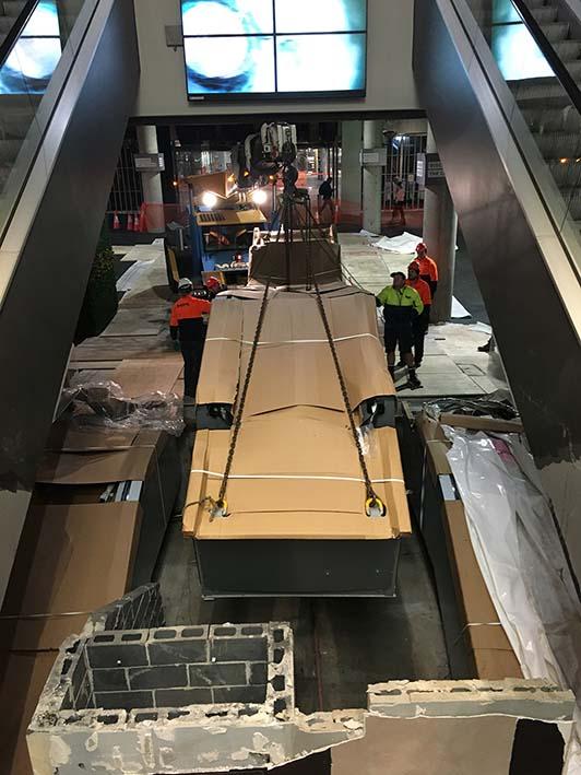 Escalator Project