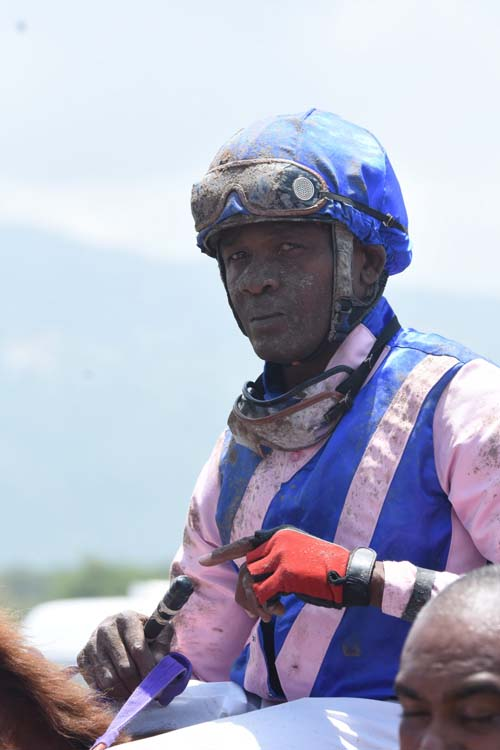 Jockey Dennis Brown - File Photo