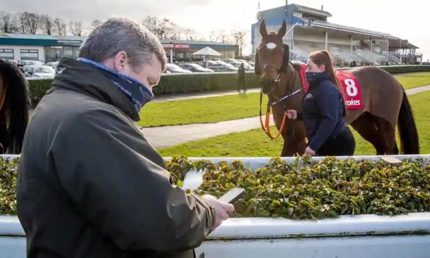 UK trainer Gordon Elliott