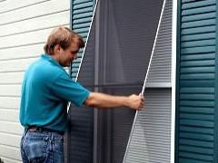 window screen repair ace discount