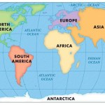 Amazing Facts about Continents