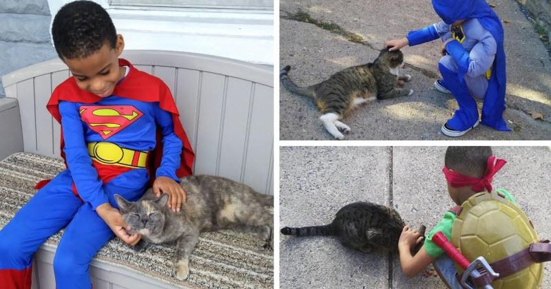 במיוחד לאוהבי החתולים (והילדים) שביניכם!