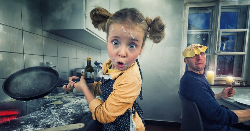 האבא הזה הופך את ילדיו לפנטזיה וגם אתם תרצו כאלה תמונות משלכם!