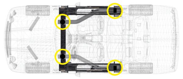 Crossbeam adapter