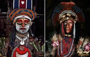 قبيلة جوروكا، غينيا الجديدة: