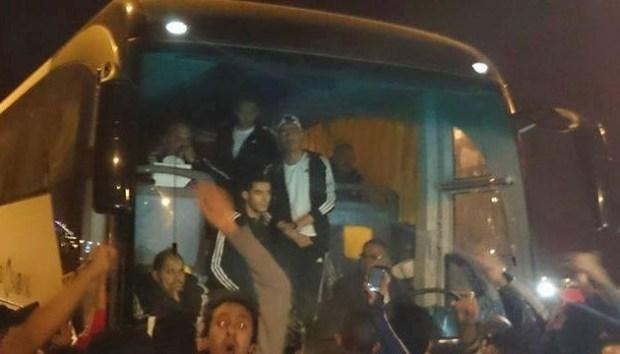 جابر في الباص