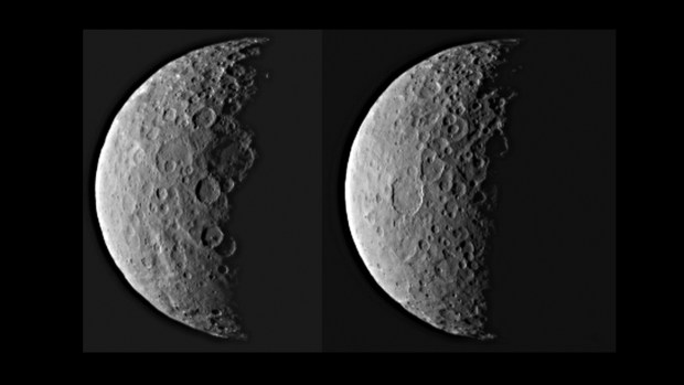 dawn-ceres in half