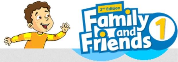 مذكرات وكتب واسطوانات وامتحانات Family and Friends للثاني الابتدائي
