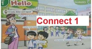 حمل منهج connect 1 كامل للصف الاول الابتدائي الترم الاول