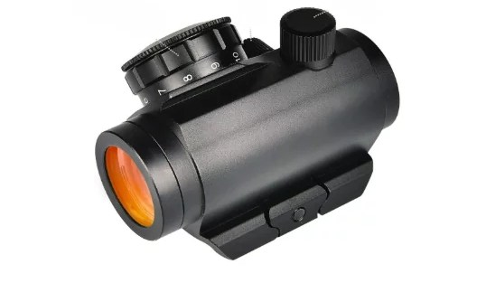 best low cost red dot sight
