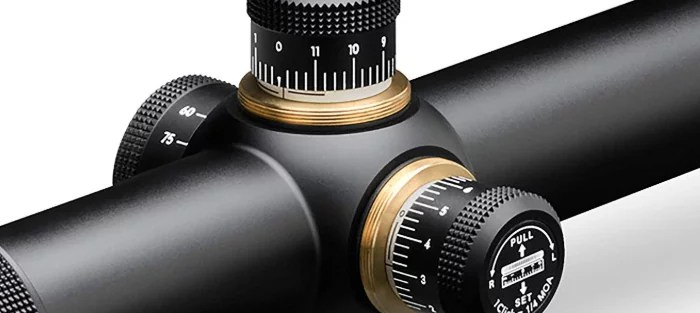 what is parallax in a scope