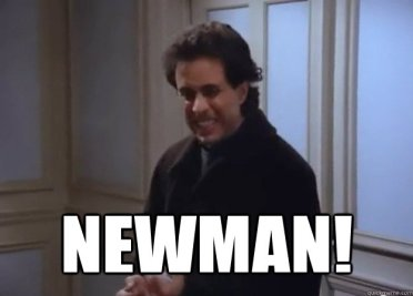 Image result for jerry newman meme