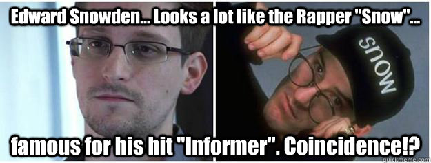 Image result for Snowden Rapper Snow