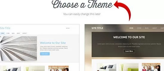Create A Website With Weebly