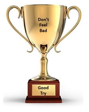 Image result for fail trophy