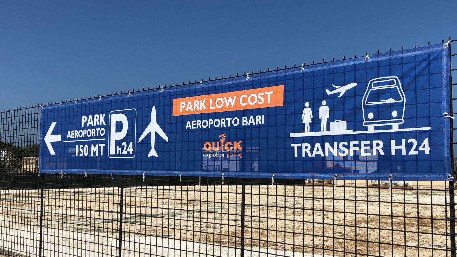 Quick Aeroporto Bari-  Low Cost