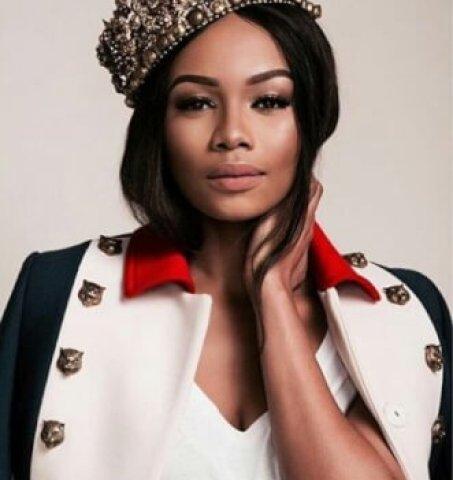 Bonang Matheba Miss SA 2018