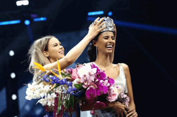 Tamaryn Green Miss SA 2018