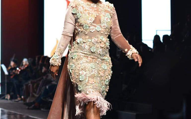 Zodwa Wabantu Durban Fashion Fair
