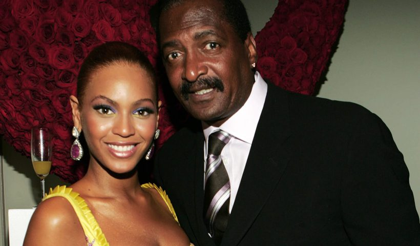 beyonce and her father mathew knowles