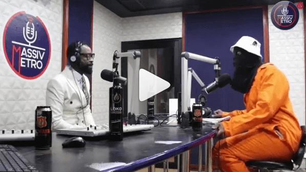 DJ Sbu interviews Mzekezeke