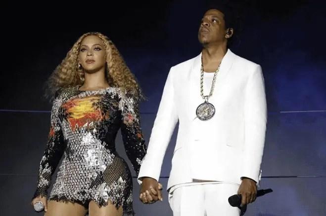 Beyoncé and JAY-Z Global Citizen Festival