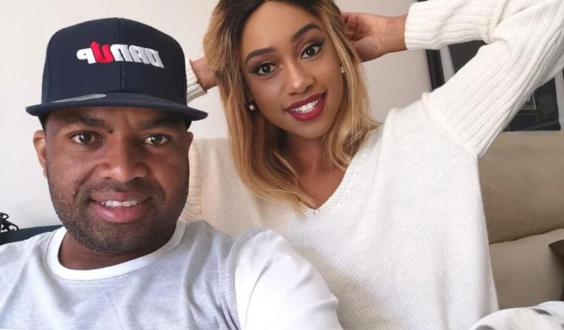 Itumeleng Khune Shows Off His New Girlfriend
