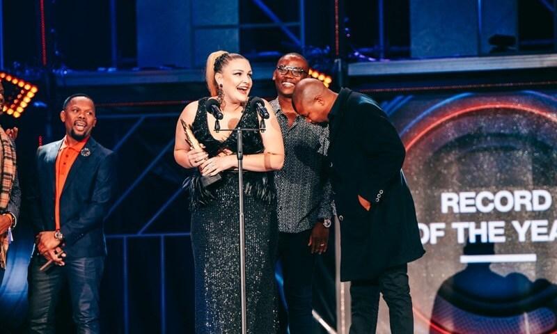 SAMA Award Holly Rey