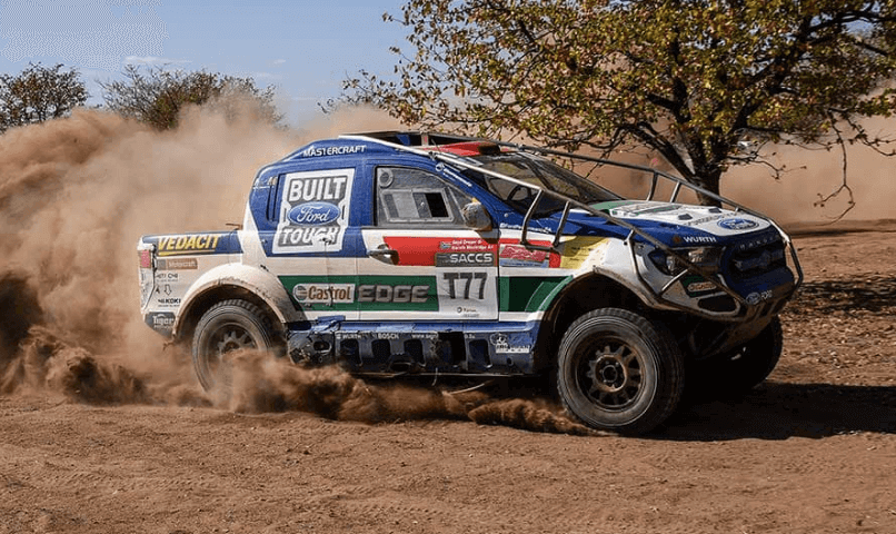 Ford Castrol Cross South Africa
