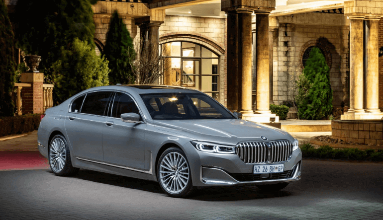 new BMW 7 Series in South Africa