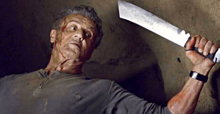 Sylvester Stallone Rambo Last Blood Ster-Kinekor movies