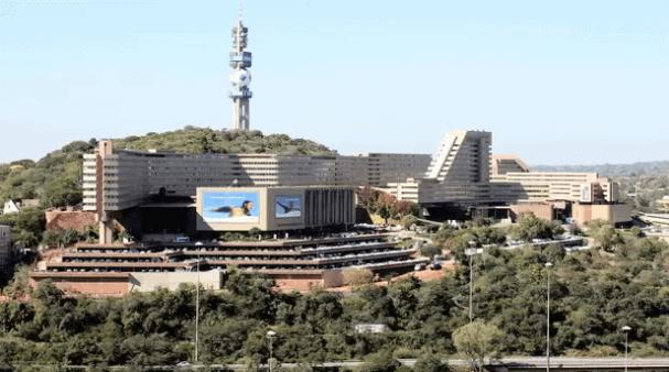 Unisa building Pretoria
