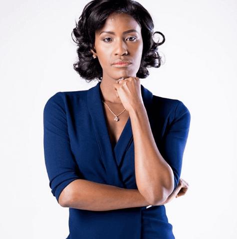 Actress Masasa Mbangeni