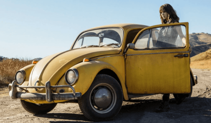 Bumblebee Showmax movie
