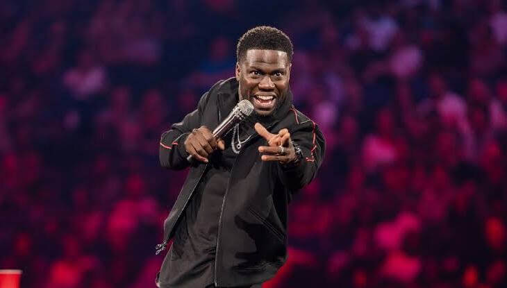 Kevin Hart Irresponsible Netflix Comedy Special