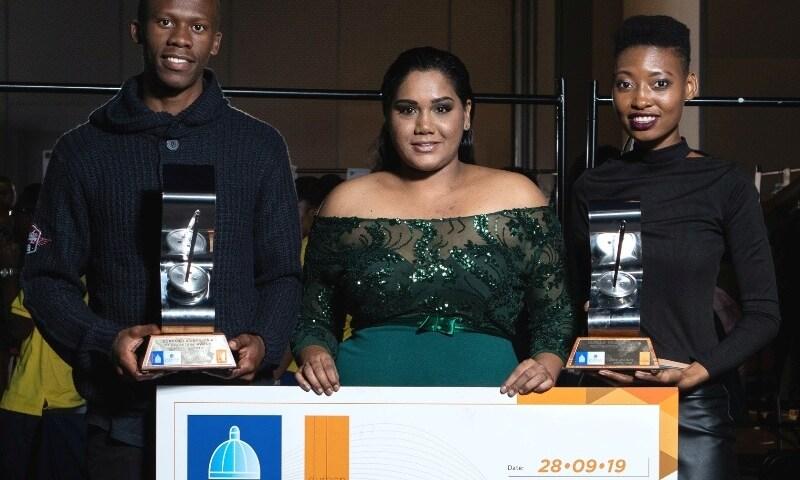 DFF New Face Winners - Austin Mbuyisa, Anneline Nagan, Thandeka Phakathi