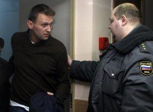 Alexei Navalny, a prominent anti-corruption whistleblower and blogger