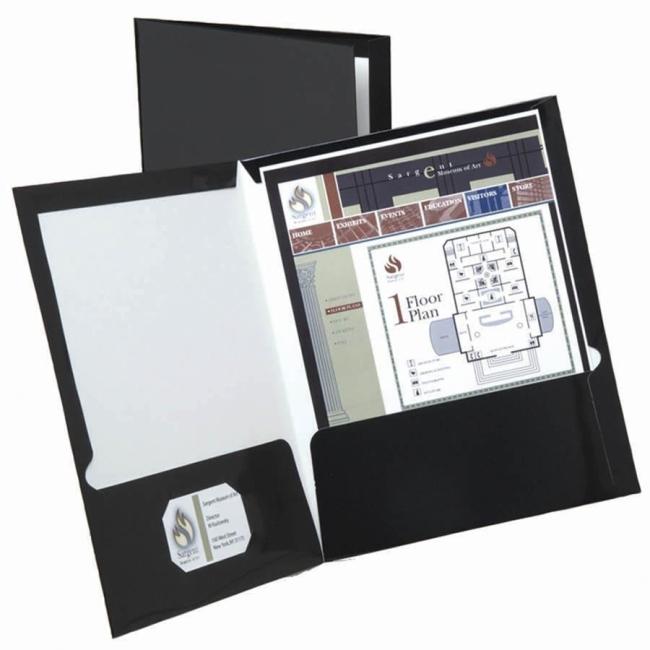 Card Business Staples Storage Box